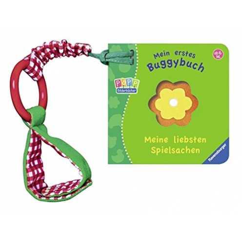 nachhaltig Mein erstes Buggybuch - Meine liebsten Spielsachen ökologisch