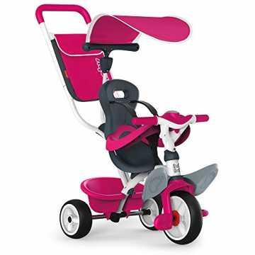 Smoby 741101 - Baby Balade, rosa