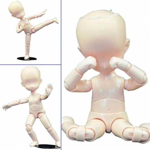 nachhaltig Starall Action Figuren Modell, Menschliche Schaufensterpuppe 2.0 Körper Kun Puppe Body-Chan Mann / Frau Action-Figur ... ökologisch