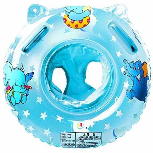 nachhaltig StillCool Baby Schwimmring aufblasbare Schwimmen Float mit Schwimmsitz für Kleinkind Sc... ökologisch