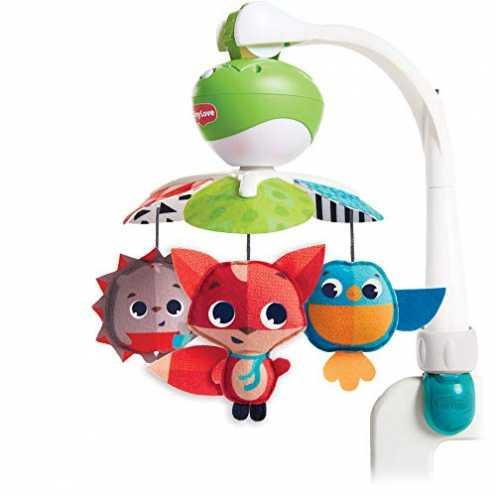 nachhaltig Tiny Love Baby-Mobile, Take Along Musik-Mobile für unterwegs und zuhause, Baby-Spieluhr ab der Geburt (0M+) lässt sic... ökologisch