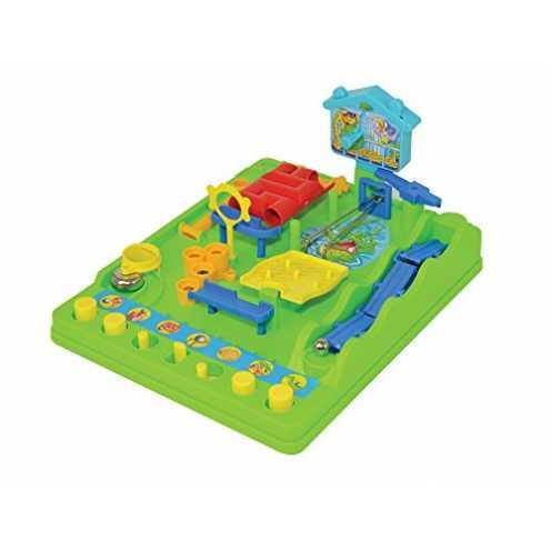 """nachhaltig TOMY Kinderspiel """"Crazy Ball"""" (Tricky Golf), Hochwertiges Kinderspielzeug, Mini Spiele,... ökologisch"""