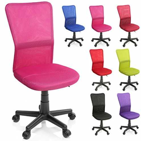 nachhaltig TRESKO Bürostuhl Schreibtischstuhl Drehstuhl, erhätlich in 7 Farbvarianten, mit Kunstst... ökologisch