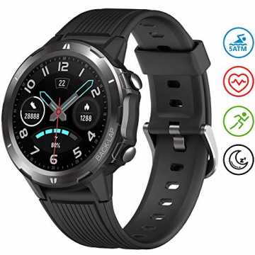 UMIDIGI Smartwatch Uwatch GT Fitness Tracker Armbanduhr Sportuhr Smart Watch für Damen ...