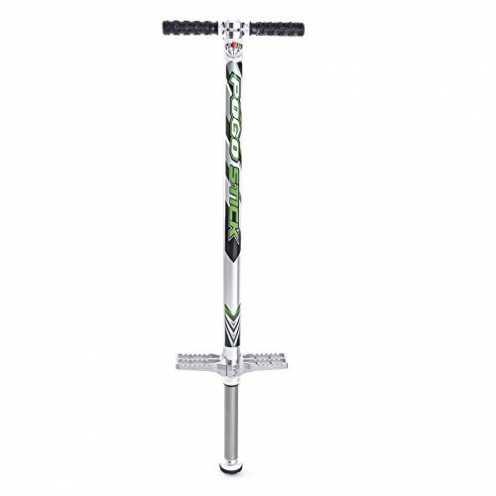 nachhaltig Unbekannt SportFit 631-82 - Profi-Pogo Stick, 40-80 kg ökologisch