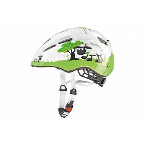 nachhaltig uvex Unisex Jugend, kid 2 Fahrradhelm, dolly, 46-52 cm ökologisch