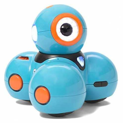 nachhaltig Wonder Workshop Dash Roboter - spielerisch programmieren lernen für Kinder - Spielzeug ökologisch