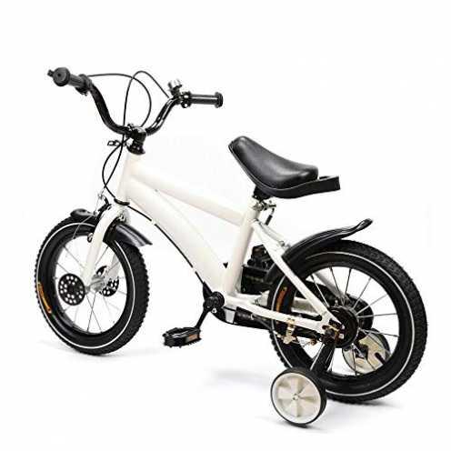 nachhaltig WUPYI2018 Kinderfahrräder, 14 Zoll Kinderfahrrad Jungen Jungenfahrrad Mädchenfahrrad Kinder Kinderrad Fahrrad Rad Bik... ökologisch