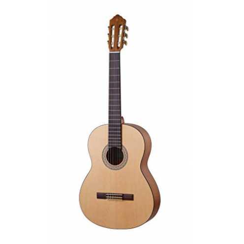 nachhaltig Yamaha C40MII Konzertgitarre natur matt - Hochwertige Akustikgitarre für Einsteiger mit mattem Finish - 4/4 Gitarre a... ökologisch