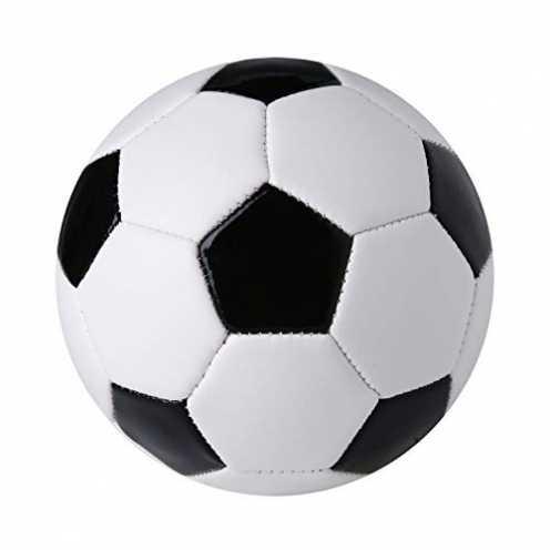 nachhaltig YANYODO Mini-Fußball für Kinder Kleinkind, Kleiner Ball Größe 1,5 Für O-6 Jahre alt ökologisch