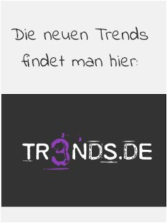 Tr3nds.de - Trendshop - Modetrends - Gartentrends - Computertrends